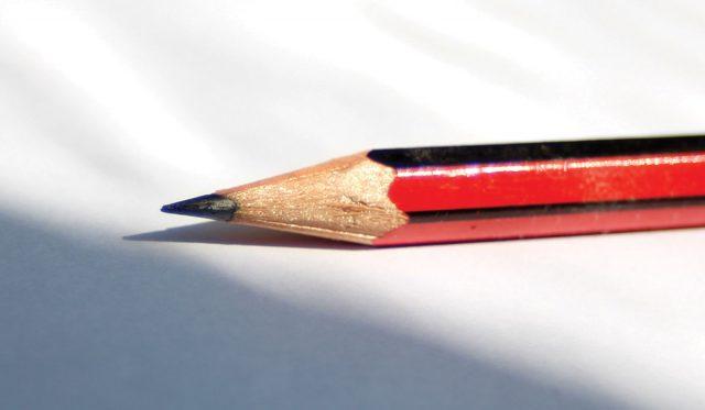 pencil | robzlog.co.uk @robertz