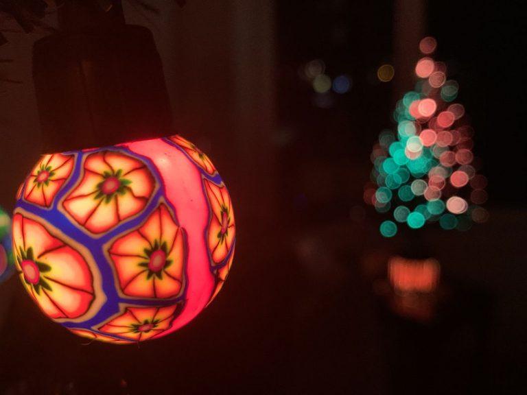 Christmas tree lights | Robert Zarywacz | robzlog.co.uk